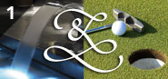 1 night Golf & SPA package