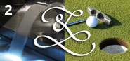 2 night Golf & SPA package